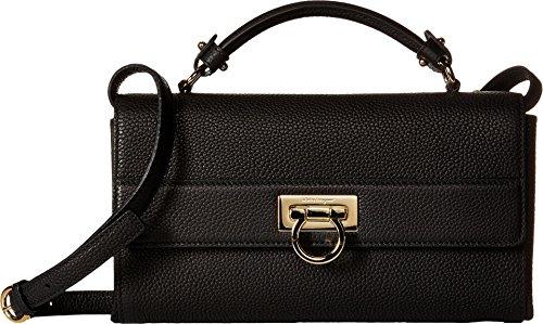 Salvatore Ferragamo Ably Nero/Nero Handbags