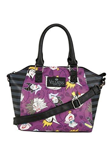 Loungefly Disney Villians Satchel Bag