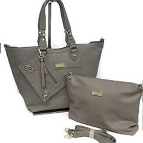 BCBG Paris 3 Piece Convertible Bag Set