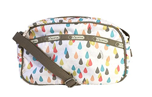 LeSportsac Parker Crossbody Bag, Spring Showers