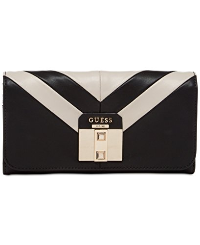 GUESS Rebel Roma Large Flap Organizer Clutch