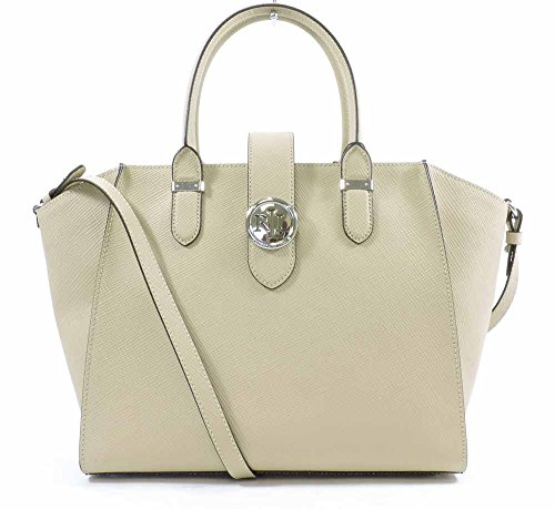 LAUREN Ralph Lauren Charleston Shopper,Straw