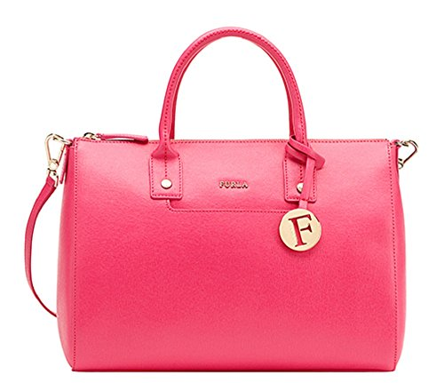 Furla Linda Medium Satchel Pinky