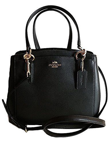 Coach Crossgrain Leather Minetta Bag