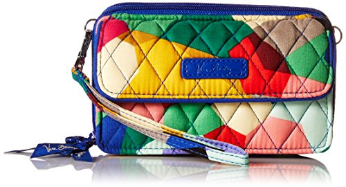 Vera Bradley All in One Crossbody for Iphone 6+ , Pop Art