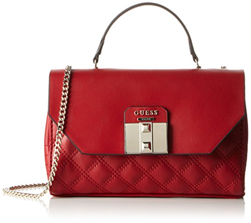 GUESS Rebel Roma Color-Blocked Cross-Body