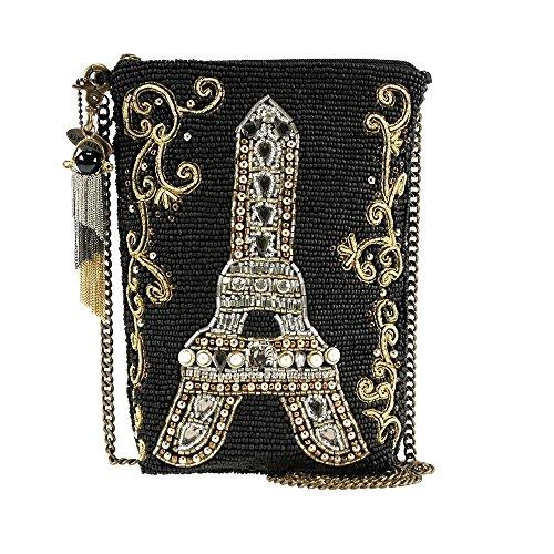 Mary Frances French Affair Mini S912 Hand Beaded Handbag Clutch