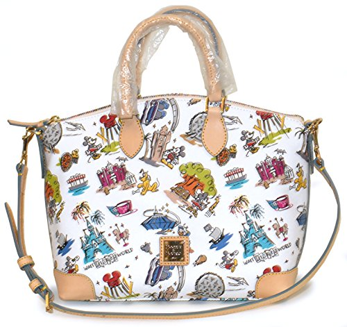 Disney Disneyana Crossbody Satchel by Dooney & Bourke – Walt Disney World