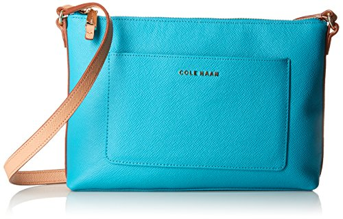 EMILIA Crossbody, SEA BLUE/TOASTED A