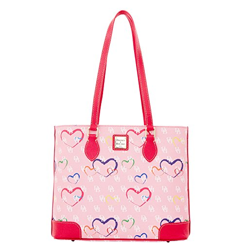 Dooney & Bourke Richmond Tote Pink Multi