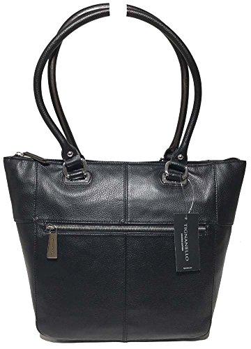 Tignanello Perfect Pockets Tote, Black, T12289