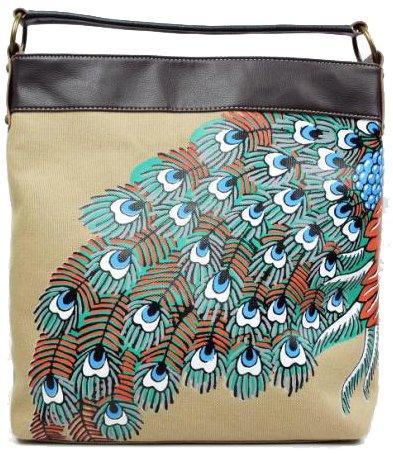 ilishop Women's New Fashion Unique And Creative Handbag Shoulder Bag (Blue)