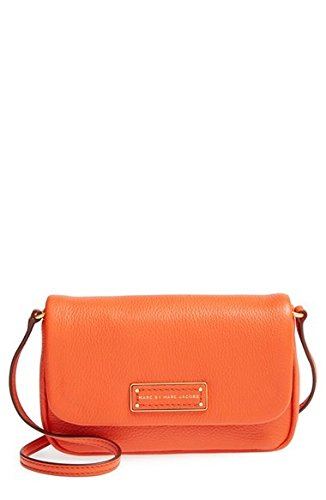 Marc By Marc Jacobs Too Hot to Handle Sofia Crossbody in Tangelo