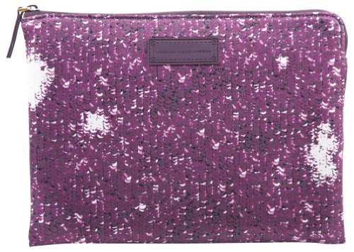 Marc Jacobs Twilight Print Tablet Zip Case in Cranberry Multi
