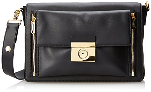 MILLY Sienna Two-In-One Messenger Bag