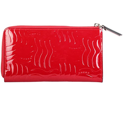CROSS Women Zip Clutch (With Lining) – Charol – AC518099-1