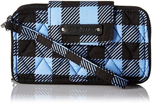 Vera Bradley Smartphone Iphone 6 Wristlet, Alpine Check, One Size