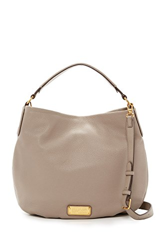 Marc by Marc Jacobs New Q Hillier Convertible Hobo, Cement