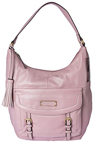 Tignanello Buckle Down Hobo Mauve A269248