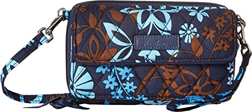 Vera Bradley All in One Crossbody for Iphone 6+ , Java Floral