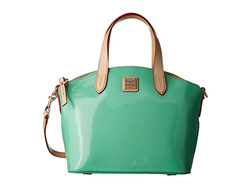 Dooney & Bourke Patent Small Satchel