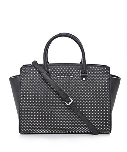 Michael Kors Micro Stud Large Selma Bag