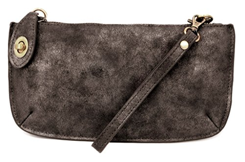 Joy Susan Women's New Lux Crossbody Wristlet Clutch Synthetic Handbags
