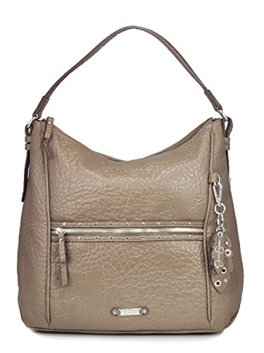 Jessica Simpson Nadine Hobo Shoulder Bag, Slate
