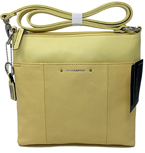 Tignanello Bella Large Cross Body, Canary, T59205A
