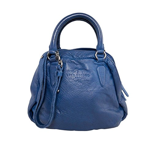 Liebeskind Iruma Indigo Blue Handbags