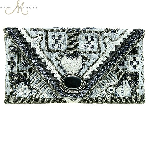 Mary Frances Magic Carpet Clutch