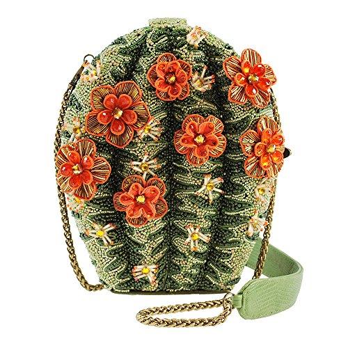 Mary Frances Cactus Flower Handbag Bag New