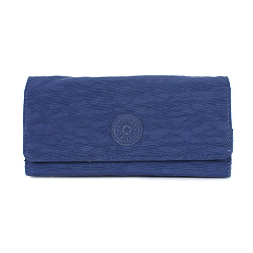 Kipling New Teddi Large Wallet, Ink Blue