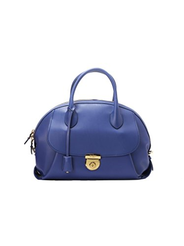 "Salvatore Ferragamo ""Fiamma"" Leather Women's Handbag"