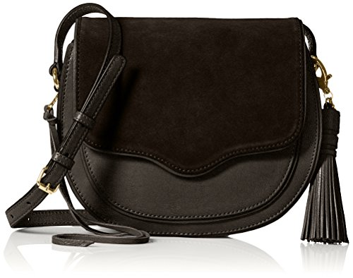 Rebecca Minkoff Large Suki Crossbody, Black