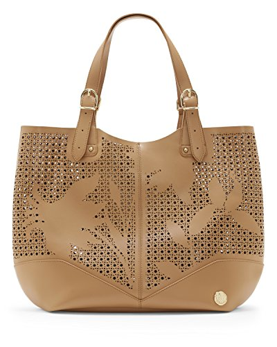 Vince Camuto Women's Suzzi Perforated Tote