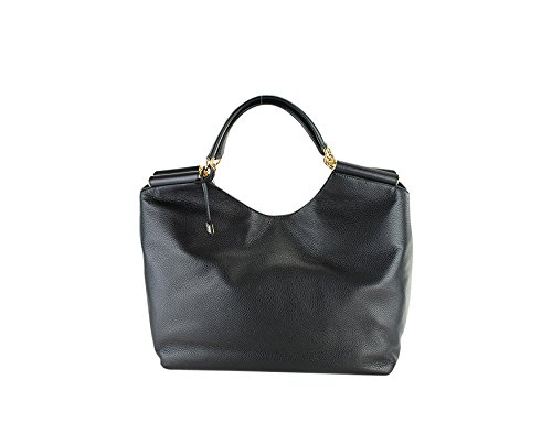 Dolce & Gabbana Womens Tote – Black Leather