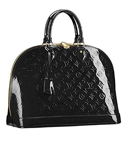 Designer Inspired LV Alma MM Black