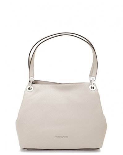 MICHAEL Michael Kors Raven Large Shoulder Tote, Cement