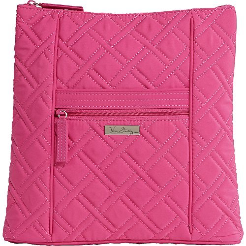 Vera Bradley Women's Hipster Fuchsia Cross Body