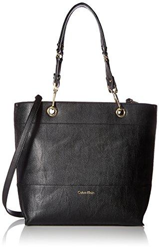 Calvin Klein Sonoma Novelty Reversible Tote, Black