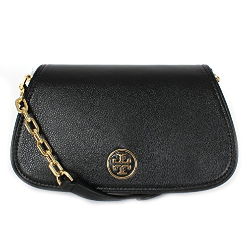 Tory Burch Landon Mini Bag, Black