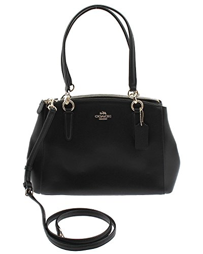 Coach Crossgrain Small Christie Carryall Satchel 36637