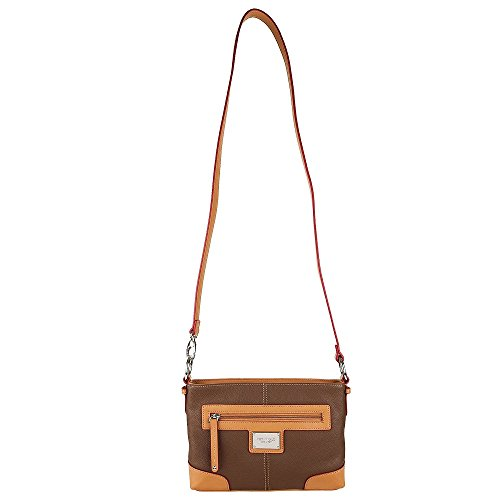 Tignanello Convertible Crossbody, Espresso