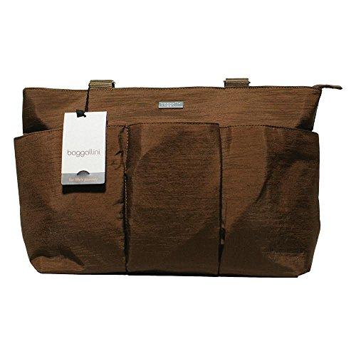Baggallini East West (E/W) Organizational Shoulder Tote Bag