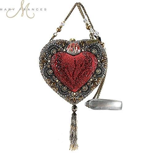 Mary Frances Mi Corazon Handbag