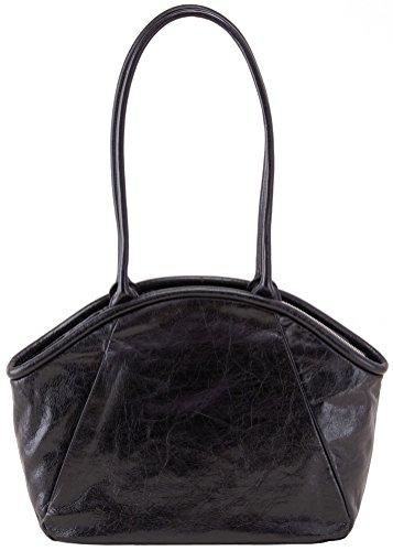 Hobo Handbags Emmeline Leather Tote – Black