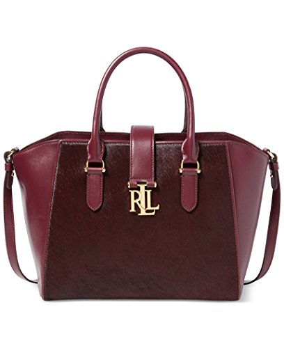 Ralph Lauren Carrington Bethany Satchel