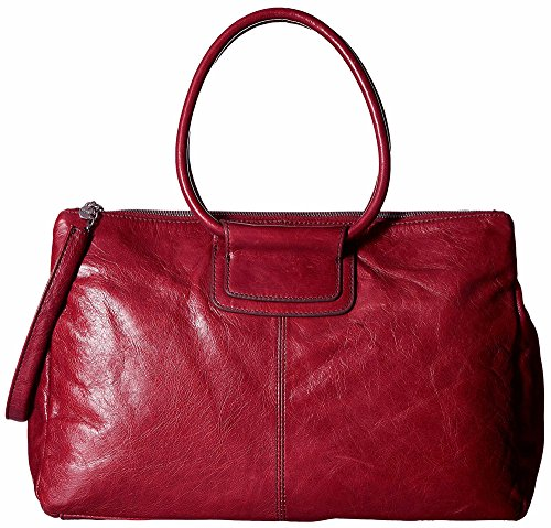 Hobo Handbags Vintage Leather Salina – Red Plum