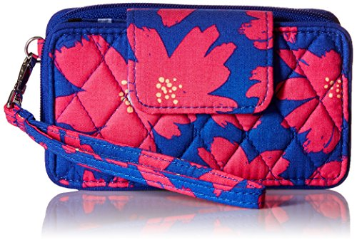 Vera Bradley Smartphone Wristlet for Iphone 6, Art Poppies